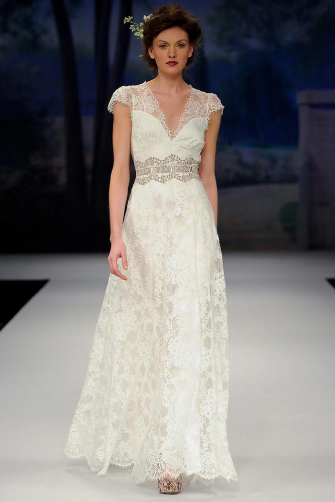 Robe de mariée Claire Pettibone Brigitte