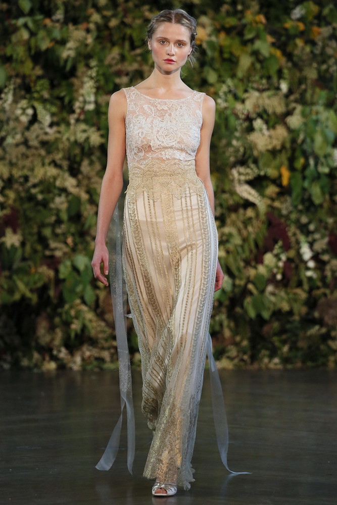 Robe de mariée Claire Pettibone Chapelle