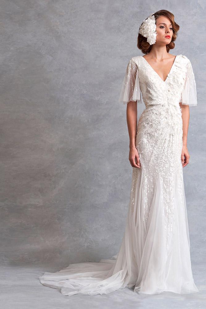 Robe de mariée Eliza