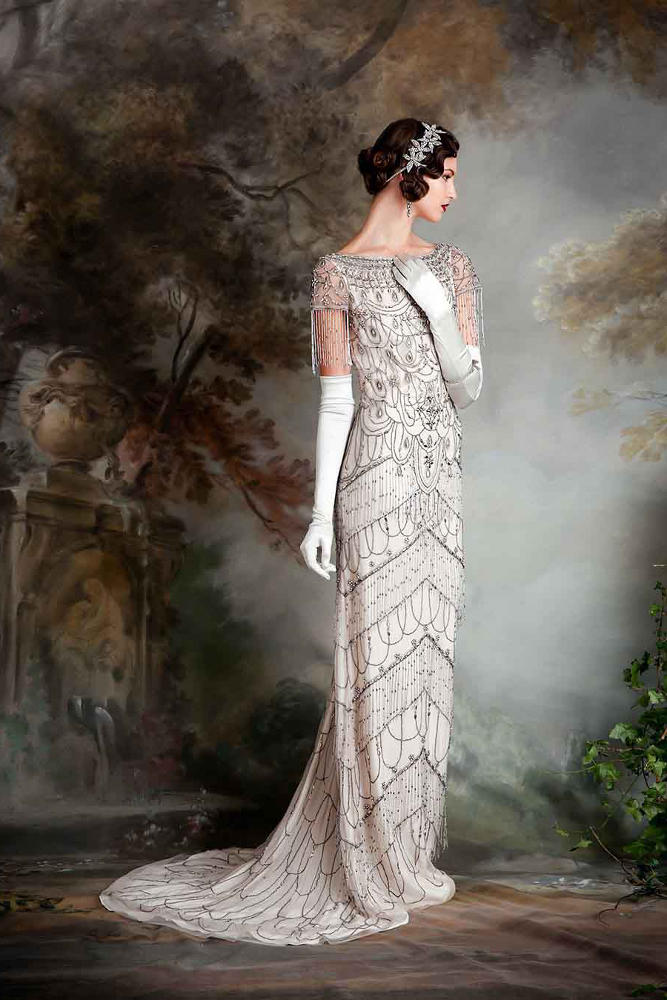 robe de mari e eliza jane howell violet chez plume paris. Black Bedroom Furniture Sets. Home Design Ideas