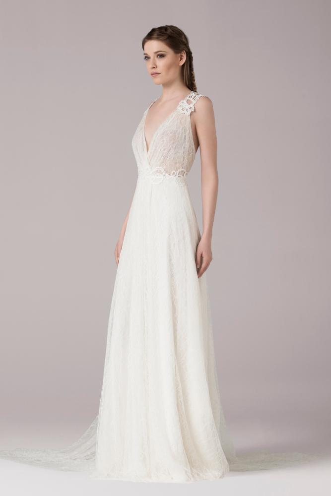 Robe de mariée Anna Kara Ila