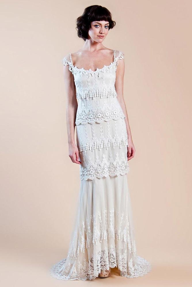 Robe de mariée Claire Pettibone Kristene