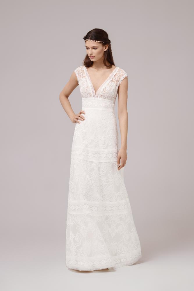Robe de mariée Anna Kara Laine
