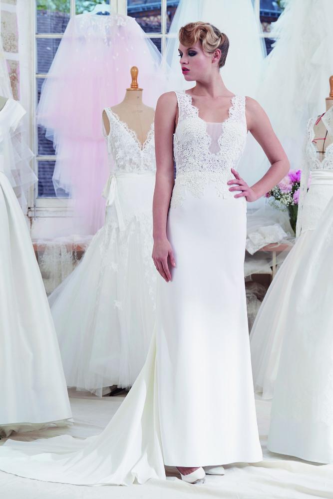 Robe de mariée Atelier Emelia Astoria