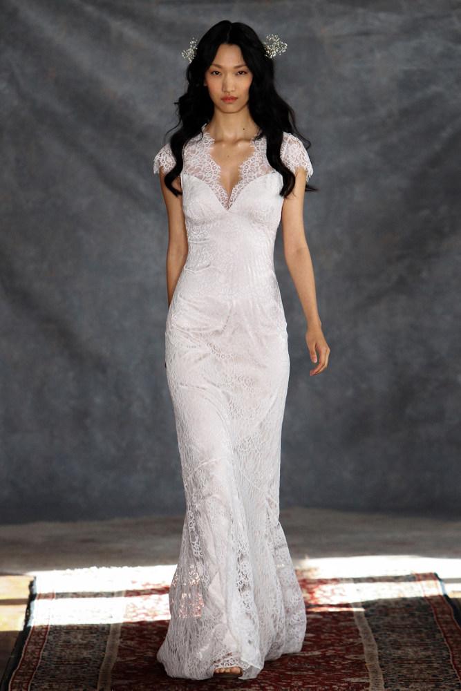 Robe de mariée Claire Pettibone Estelle