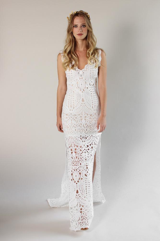 Robe de mariée Claire Pettibone Laguna