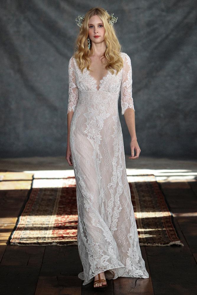 Robe de mariée Claire Pettibone Patchouli