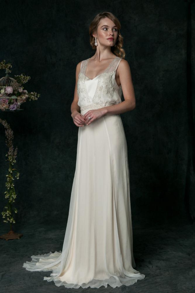 Robe de mariée Saja Manhattan
