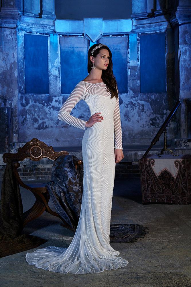 Robe de mariée Eliza Jane Howell Lunar